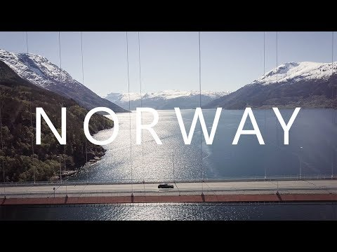 Norway 4k Photography Trip 2017