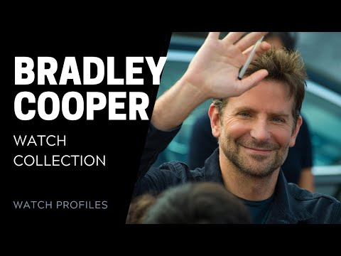 Bradley Cooper's Watch Collection | SwissWatchExpo [Watch Collection]