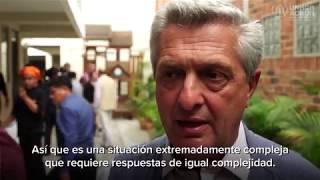 Guatemala ofrece seguridad a quienes huyen del norte de Centroamérica