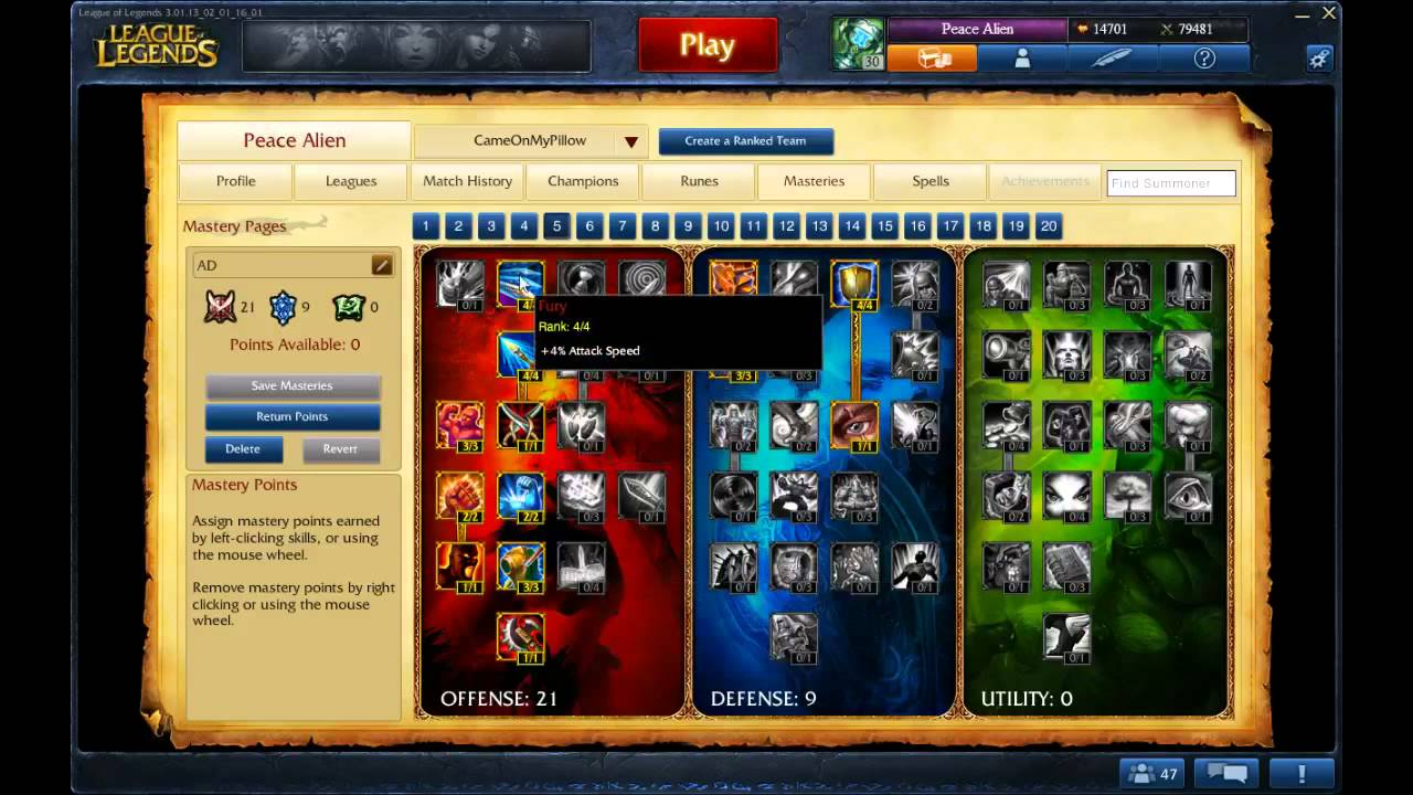 Build For Lee Sin Top