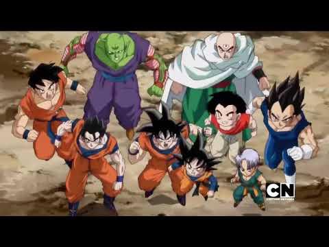 Dragon Ball Z Kai: The Final Chapters Ending 1 LATINO   Cartoon Network