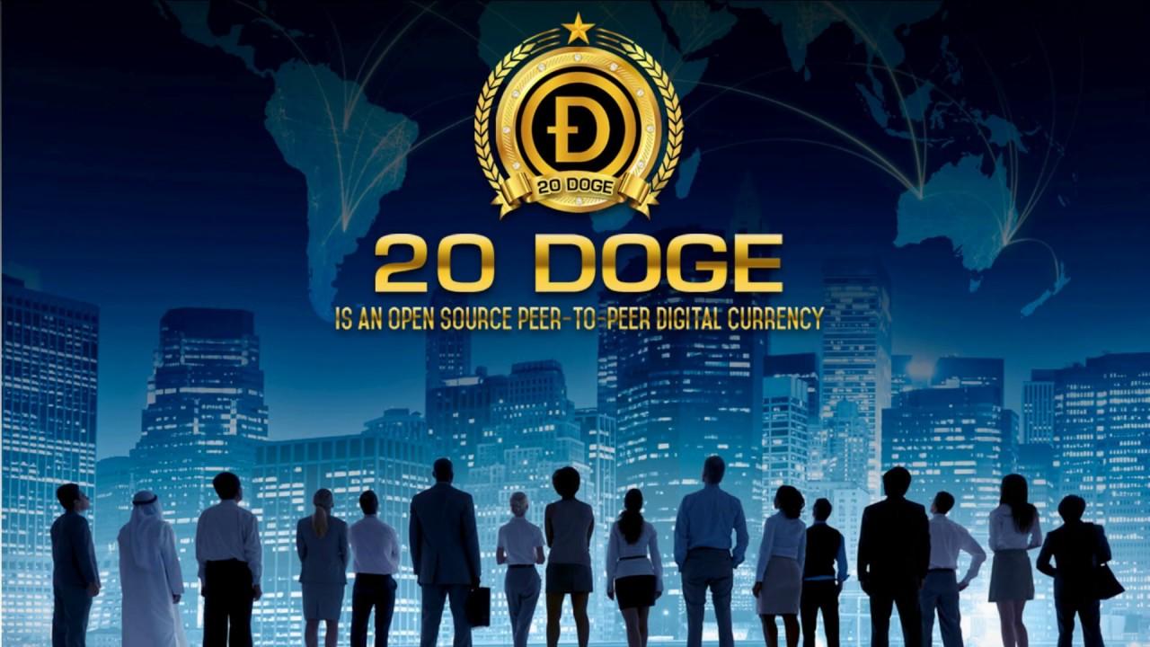 20 dogecoin login