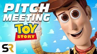 Toy Story Pitch Meeting