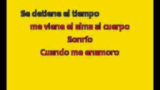 Karaoke - Cuando me Enamoro (Enrique Igl...