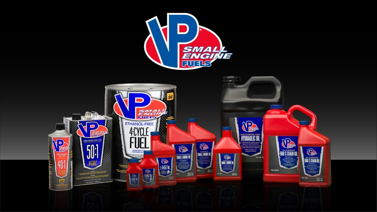 Small Engine Fuels - VP Fuels
