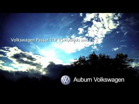 Passat TDI mileage vs. Hybrids and EV's