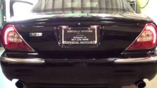 TestDriveTech.net - 2005 Jaguar XJR Pre-Purchase Test Drive Inspection - Chicago at...