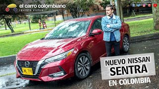 Nissan Sentra 2021: ¡Evolución a todo nivel! 👌🏼 (Primera Prueba)
