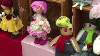 Fazendo bonecas com Claudia Claro e Daniela Felício