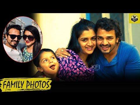 Vijay Raghavendra Family Photos - Latest Video | Vijay Raghavendra Wife | Vijay Raghavendra Son