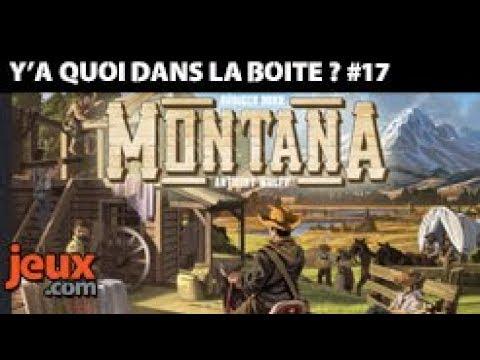 Montana - Unboxing