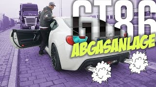 JP Performance - Toyota GT86 Abgasanlage
