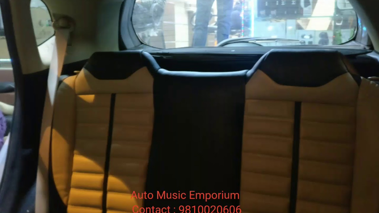 Honda Jazz Seat Cover Bucket Skin Fit Look Beautiful And Sporty