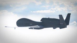 Avancerede droner vogter snart NATO's territorier