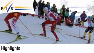 Teaser FIS Nordic Combined 2013/14 Highlights
