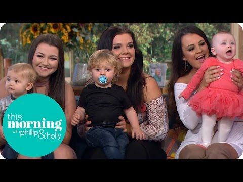 The UK Teen Mums Trying To Change The Perception Of Teenage Mothers | This Morning