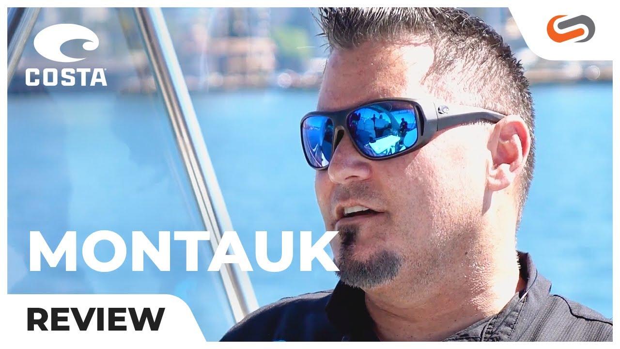 66cf4a8632b6 Costa Montauk Review   SportRx.com - YouTube