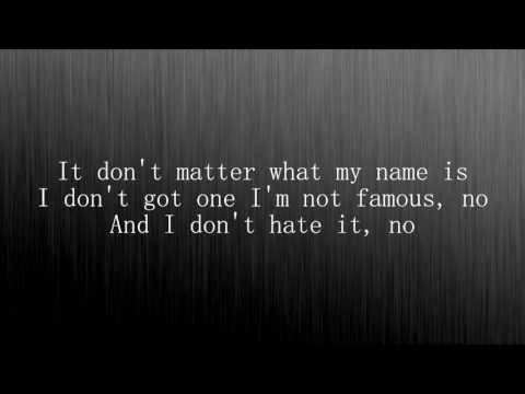 AJR - I'm Not Famous Lyrics Video
