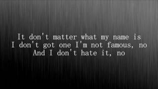 Gambar cover AJR - I'm Not Famous Lyrics Video