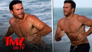 Baixar Scott Eastwood Takes a Dip, Chats Up Hot Chick at the Beach | TMZ TV