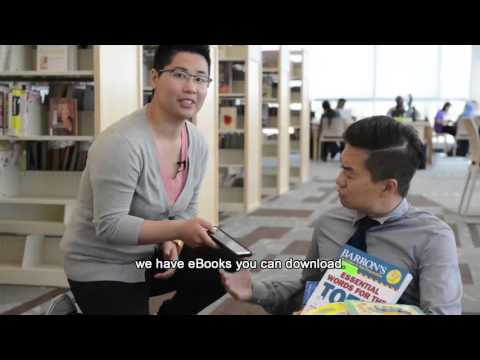 Welcome to the Library - Collections (English Closed-Captioned)