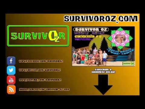 Survivor Oz - Teresa Cooper Cambodia Episode 8 Recap