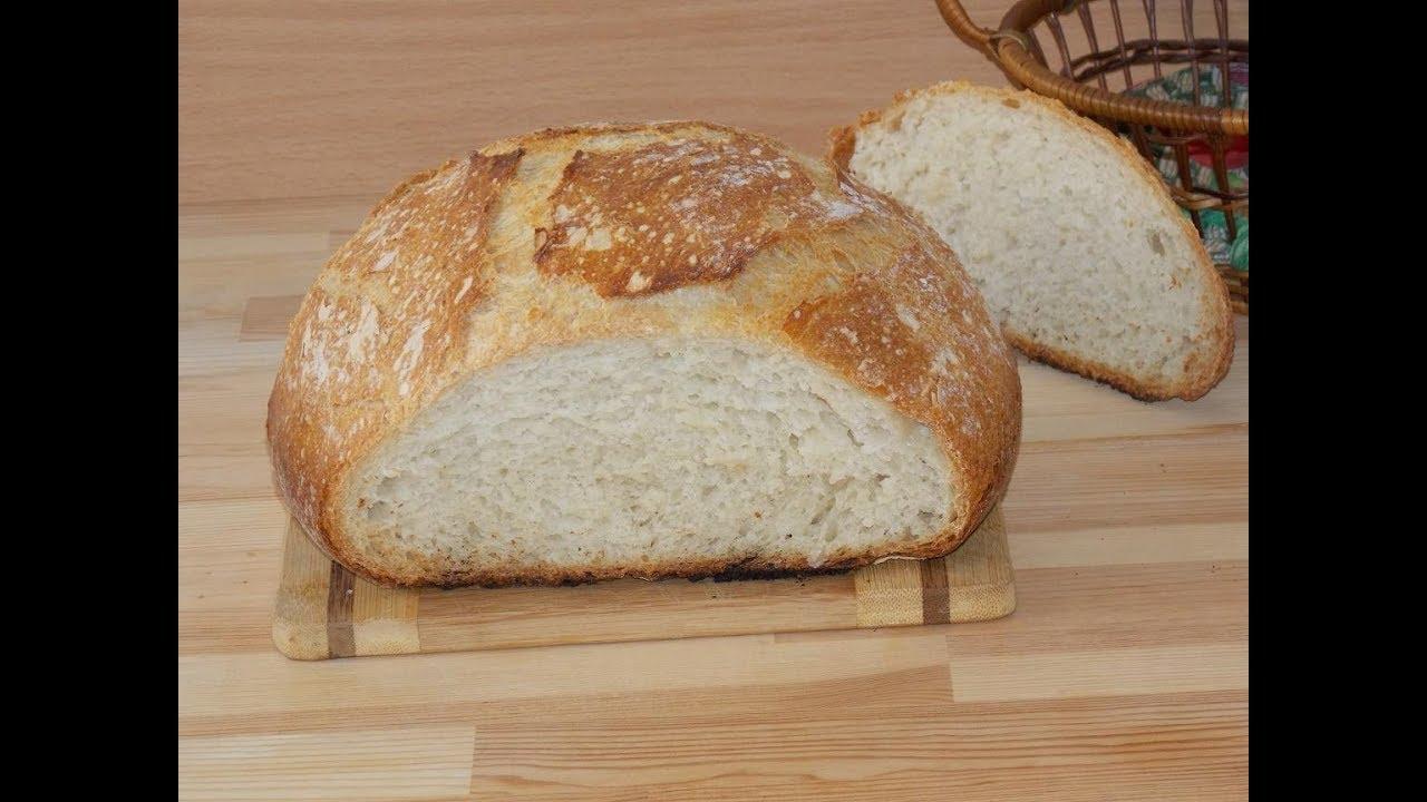 No knead homemade bread recipe   Paine fara framantare ...