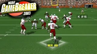 NCAA GameBreaker 2003 ... (PS2)