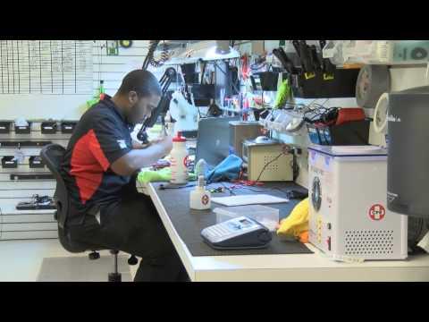 Business Avenue: Cell Phone Repair