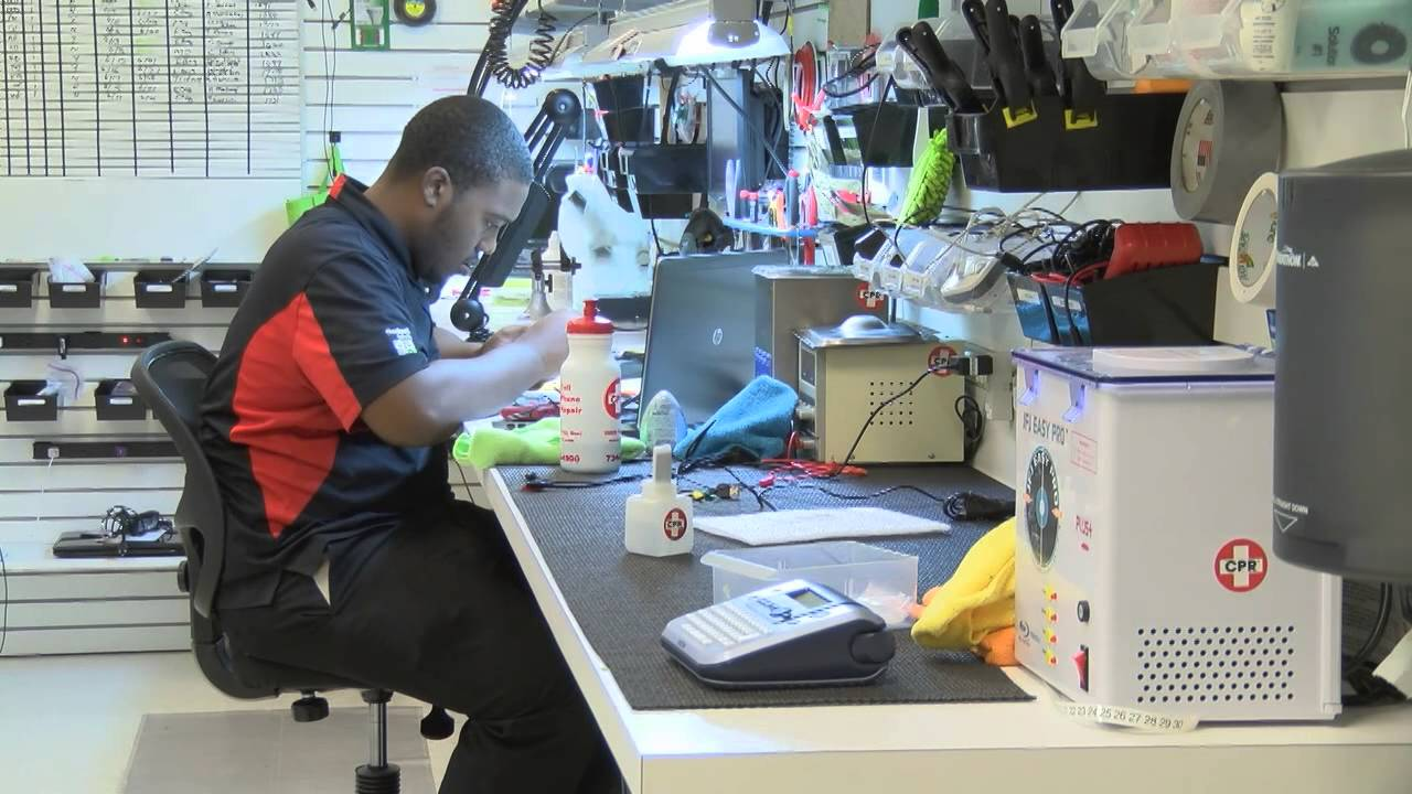 Business Avenue: Cell Phone Repair