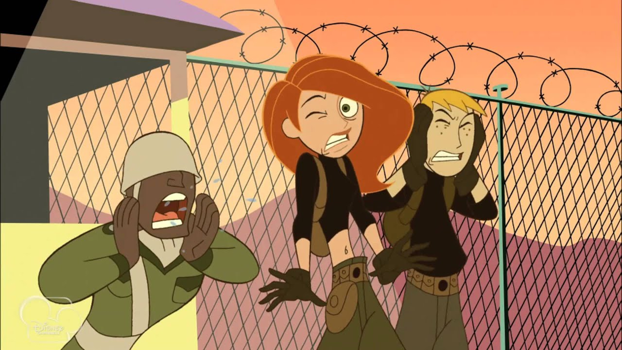 Have kim possible tg bad