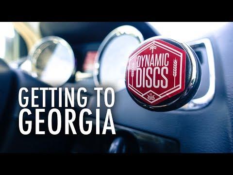 2017 PDGA Pro Disc Golf Worlds Vlog 1