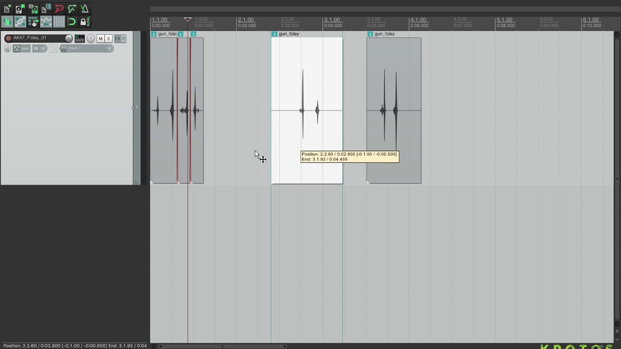 Mastering Reformer Pro's Analysis Tool | News | Krotos Audio