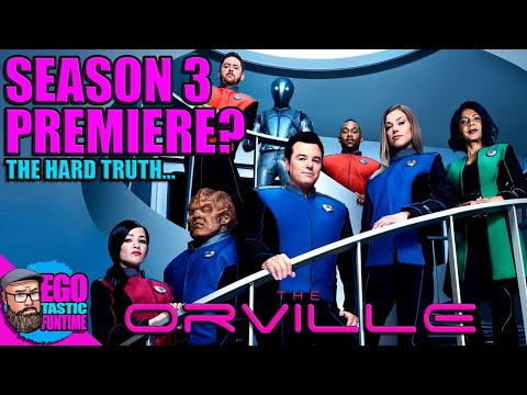 When Will The Orville Season 3 Premiere?
