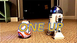 Star Wars blips one up Sphero edition