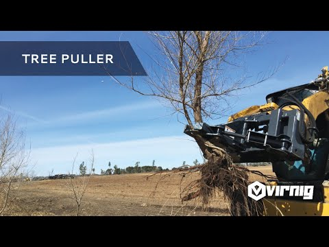 Pulling Wood Fence Posts With Dakota Wire Winder And Po