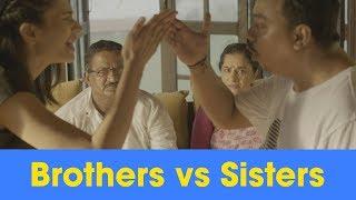 ScoopWhoop: Brothers vs Sisters Rakshabandhan