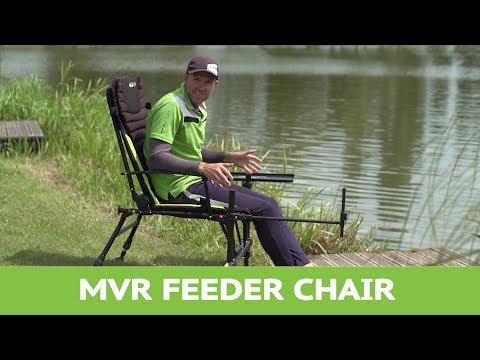 Maver Match Fishing TV: MVR Feeder Chair
