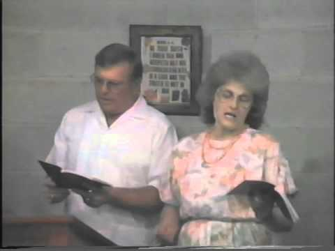 NEW BETHEL SATURDAY NIGHT SINGING June 20, 1987