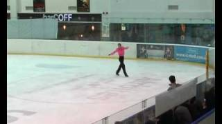 Рублевский Евгений (Хар-в). Пре-Бронза, 17+, 3 место.avi