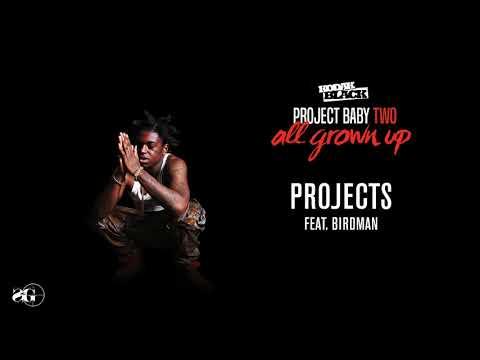 Kodak Black - Projects (feat. Birdman) [Official Audio]