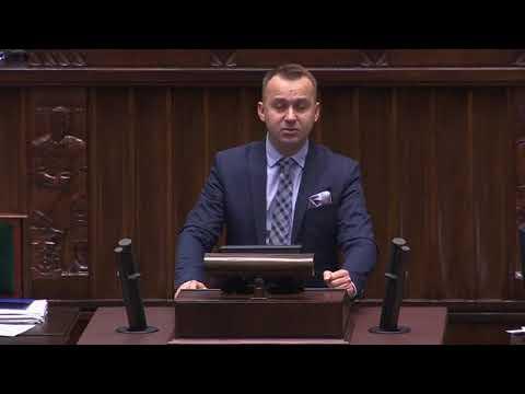 Michał Cieślak  –  wystąpienie z 28 lutego 2018 r.