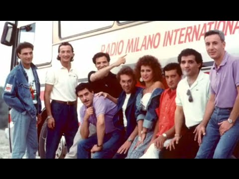 radio milano International 1980 RMI 101