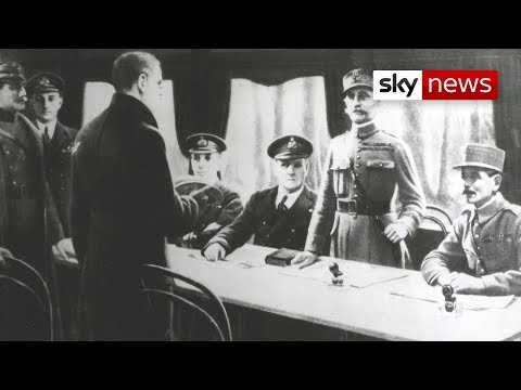 Armistice 100: Courage and carnage of WW1