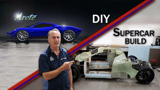 How to build your own 200mph Supercar; at home in your spare time. Part 1