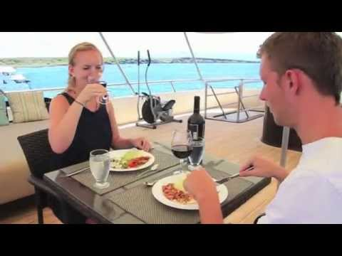 Charter Yacht Grand Odyssey - Professional Video - Charter Galapagos