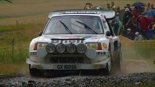 BEST OF HISTORIC RALLY CAR Hd  evo 2 (pure sound)