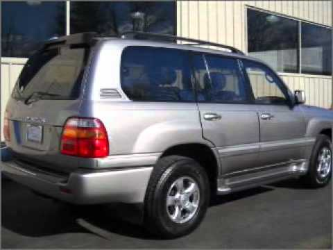 2002 Toyota Land Cruiser - Annapolis MD