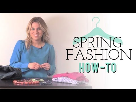 Spring Fashion How-To: Add Color Without Spending Hundreds from YouTube · Duration:  2 minutes 48 seconds