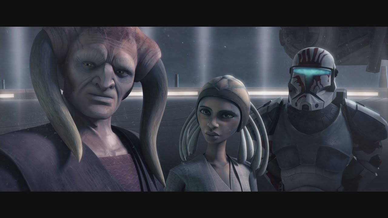 Star Wars: The Clone Wars - Delta Squad [1080p]